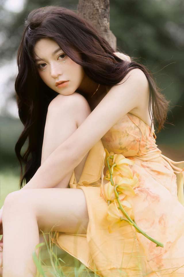 Hot girl Trang Lucy là ai