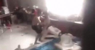 Clip bé trai bị bạo hành ở Bình Dương